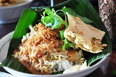 nasi pecel Two Thousand and Seventeen