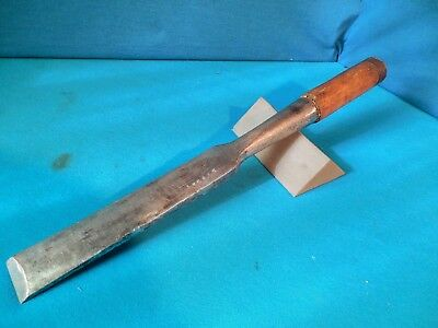 "Buck Timber Frame Chisel  ""exc"""