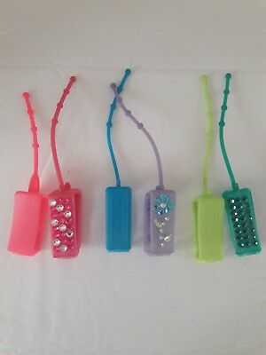 Set of 6 Bath And Body Works Hookable Hand Sanitizer Holders