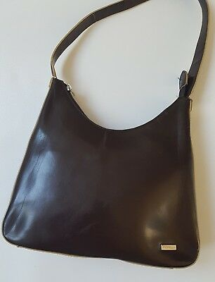 Fiorelli brown leather shoulder bag Work/ smart casual Buy it now SALE £9.99!