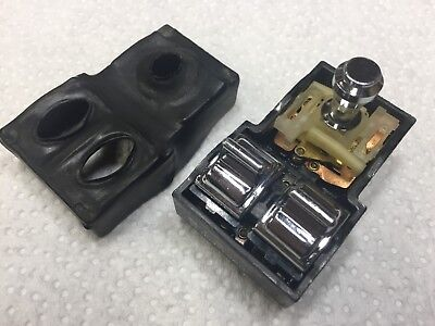 1972-1979 Lincoln Town Car Continental Mark IV Mark V Power Seat Switch Tested