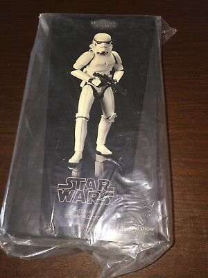 BRAND NEW 2008 Star Wars Sideshow Collectibles Imperial Stormtrooper 1:6 Scale
