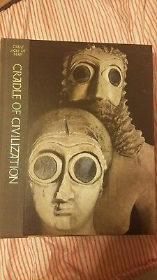Time-Life Great Ages Of Man: Cradle Of Civilization (1978, Hardcover)