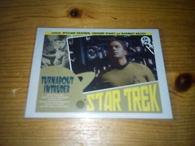 Star Trek Tos The Captain's Collection 2018 Loddy Chase Card 79