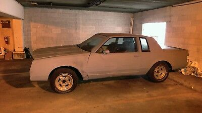 1984 Buick Regal  1984 Buick Regal T-Type 3.8L Turbo