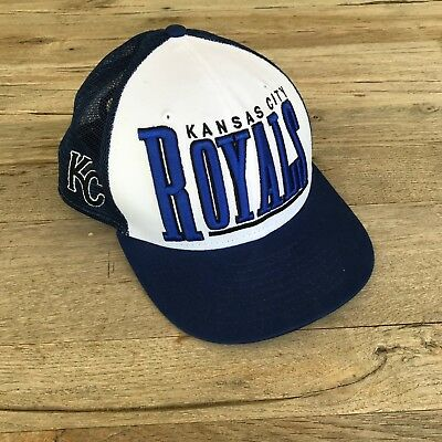 Kansas City Royals Baseball cap, KC, new era, blue/white, medium large