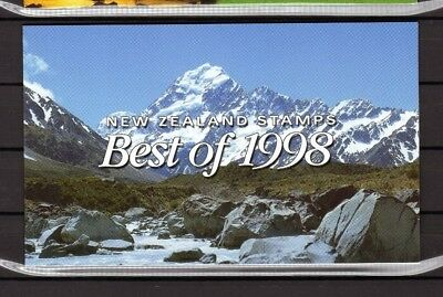 NEUSEELAND 1999 Bl. 84-86 Best of 1998 MNH **