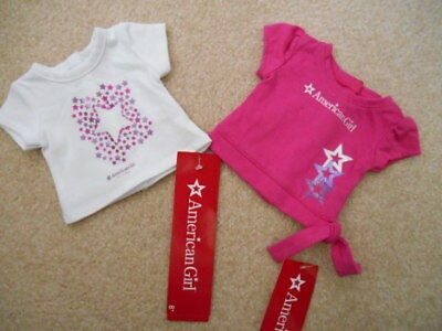 Two American Girl Tee's - New With Tags