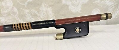 Emile Dupree Cello Bow France Also Known as a Violoncello Bow (#2 of 2)