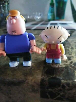 Family Guy Lego Characters~ Chris & Stewie