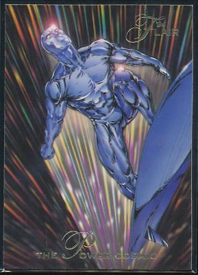 1994 Flair Marvel Annual Trading Card #21 The Power Cosmic