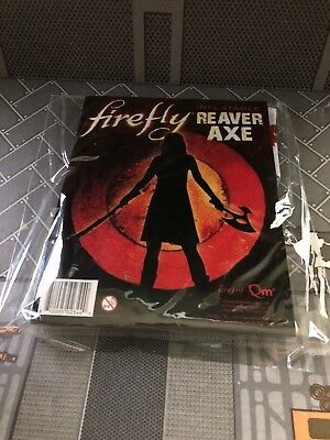 Loot Crate Firefly Exclusive - Inflatable REAVER AXE - New / Sealed