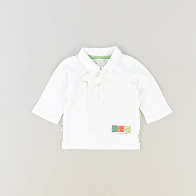 Polo color Blanco marca Obaibi 1 Mes  517268