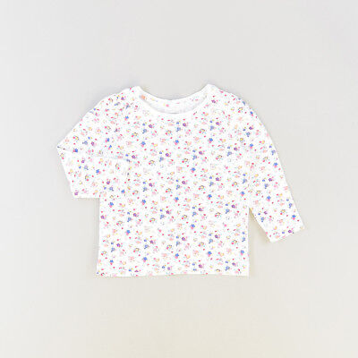 Camiseta color Blanco marca Young Dimensión 18 Meses  517384