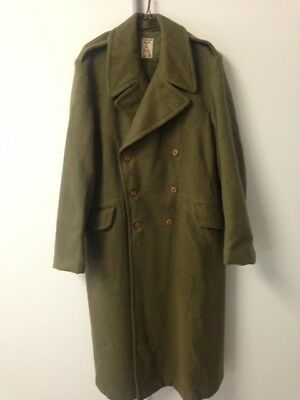 Army Great Coat