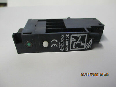 Joucomatic Air Pressure Switch P/N 30400009