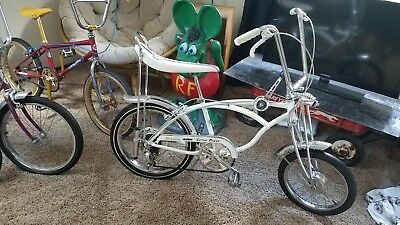 Schwinn Stingray Krate Cotton Picker  Peeler Nice muscle bike NO RESERVE!!!