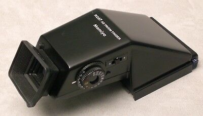 Mamiya AE Prism Finder for RZ67 PRO - Viewfinder Eyepiece.  USA Seller.
