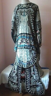 Remarkable *rare* Chinese robe  c. 1900-1920