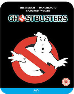 Ghostbusters (1984) Blu Ray Steelbook Brand New