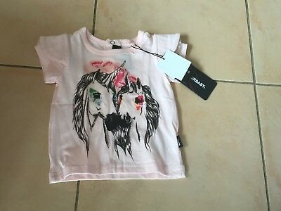 Rock Your Baby Unicorn Top Sz 6-12 Months Bnwt