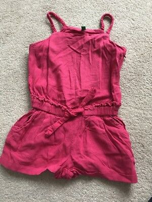 Girls Playsuit Age 2