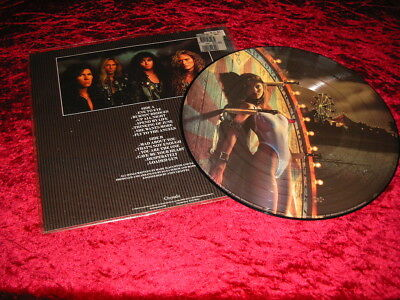 slaughter-stick it to ya picture lp vinyl limited edition