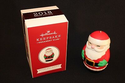 Hallmark Nesting Doll Surprise Ornament-Member Exclusive 2018