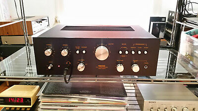 Nikko TRM-650 vintage amplifier end 70s good condition full working