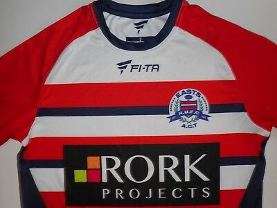 Eastern Suburbs Rugby Training Shirt Mens Small
