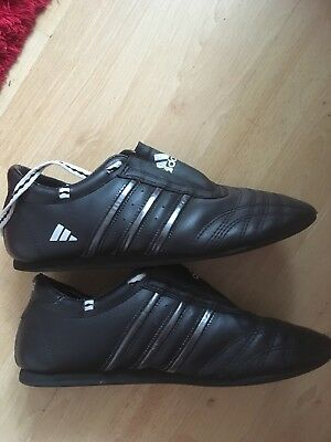 Mens Older Boys Adidas Martial Art Trainers Size 9