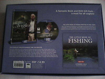 Fishing Book and DVD Gift Pack by Rob Yorke (Mixed media product, 2006)