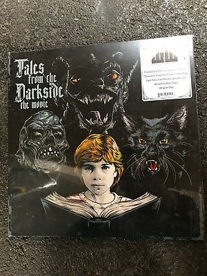 Various: Tales From The Darkside / The Movie OST (180 Gr. Vinyl) Waxwork Records