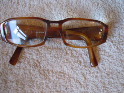 Vintage jai kudo brown turtle shell effect,  prescription glasses