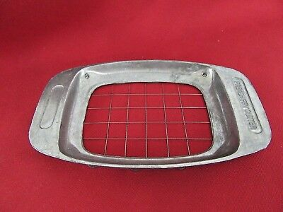 417.  Old Vintage Antique Potato French Fry Cutter