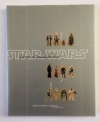 Star Wars The Action Figure Archive, Used Book, Stephen J. Sansweet