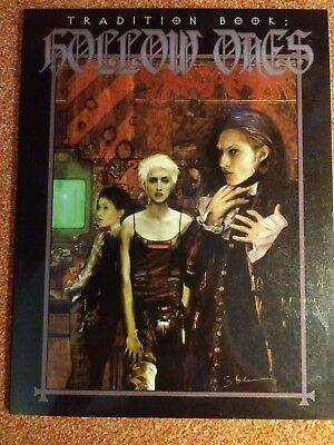 WW 4666 Tradition Book Hollow Ones - Mage the Ascension - World of Darkness