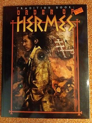 WW 4664 Tradition Book Order of Hermes - Mage the Ascension- World of Darkness
