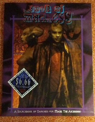 WW 4602 The Book of Madness - Mage the Ascension- World of Darkness