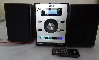 LG XA - 14 Micro Steroanlage USB MP3 Line IN Top