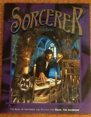 WW 4254 Sorcerer Revised Edition - Mage the Ascension - World of Darkness