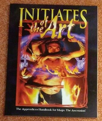 WW 4253 Initiates of the Art - Mage the Ascension - World of Darkness