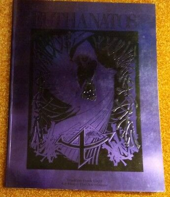 WW 4063 Tradition Book Euthanatos - Mage the Ascension- World of Darkness