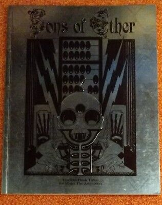 WW 4058 Tradition Book Sons of Ether - Mage the Ascension- World of Darkness