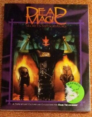 WW 4048 Dead Magic II - Mage the Ascension - World of Darkness