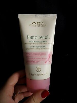 Aveda Hand Relief Hand Creme 150ml Rosemary Mint