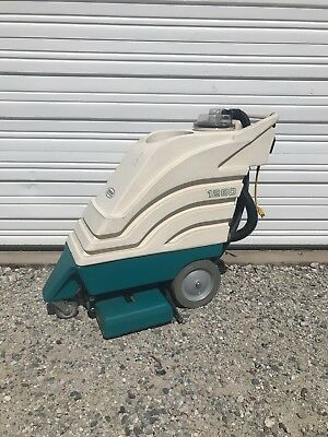 EXCELLENT - NEW Condition Tennant 1280 Carpet Cleaner - Demo Unit
