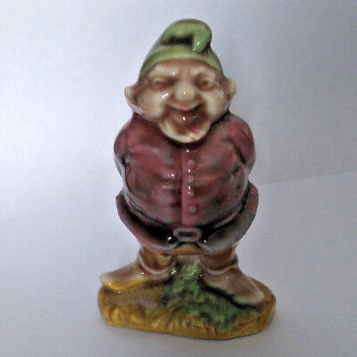 WADE 1970s Figure LARRY From 'Larry And Lester' The Leprechaun Twins 1974-1985