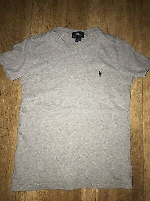 Boys T-Shirt Bundle Aged 6-8 Years - Ralph Lauren, Lacoste Tommy Hilfiger etc.