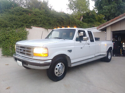 1996 Ford F-350  1996 Ford f350 Diesel 7.3 turbo Dually Super Cab 162K miles